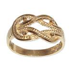 131 - Guldring 18k Tälgekvinnans ring