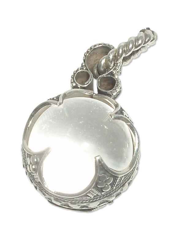 2001- Silverhänge Fröjelkulan vackertsmycken.