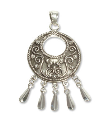 2040  -  Silverhängen Keltiskt.