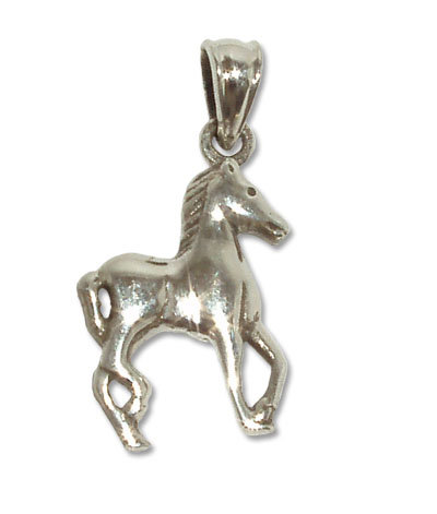 2138 - Silverhänge  Häst.