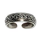 4146 - Tåring av silver med Keltiskt motiv