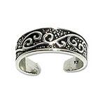 4149 - Tåring av silver med Keltiskt motiv