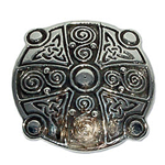 2313 - Silverbrosch med Keltiskt motiv