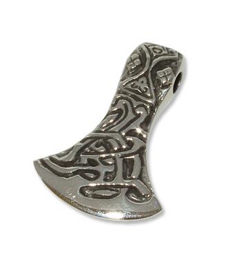 2465 -  Silverhängen Ceremoniell Yxa.