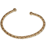 MAG18 - Guldarmband 18k Vikingaarmband