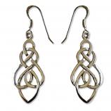 3004 - Silverörhänge Keltiskt