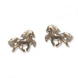 8182 - Bronsörhängen Häst